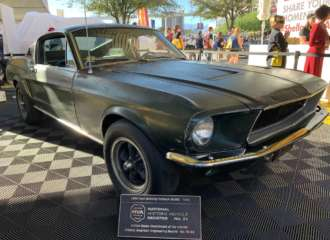 Bullitt Mustang 10
