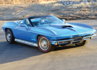 Carbon Corvette A17