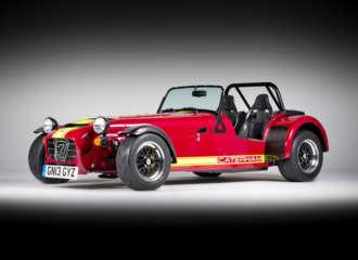 Caterham Cars Superformance Partnership 1