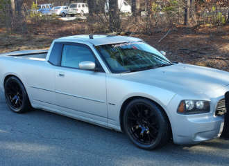 Charger Ute 1