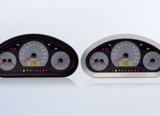 Continental Compact Instrument Cluster