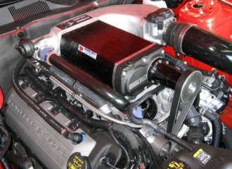 Coyote Blower Kit