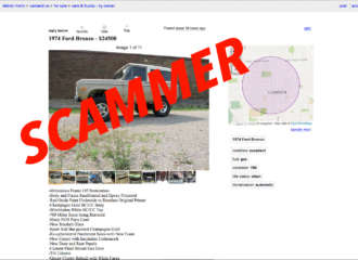 Craigslist Scammers 1