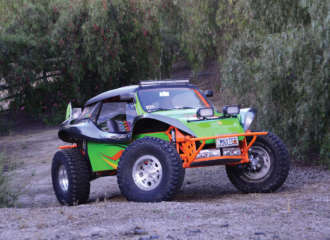 Dual Sport Manx A11