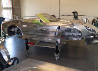 Fii Roadsters Shelby Series Aluminum Frame 3