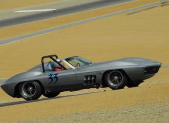 Factory Fiberfab Stingray Racer 1