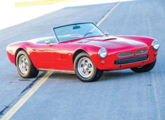 Hirsch Roadster A1