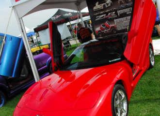 Lamborghini Style Doors 1