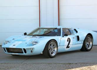 Le Mans Gt40 1 A