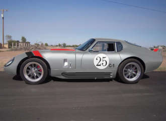 Levy Racing'S 25Th Anniversary Cobras 1