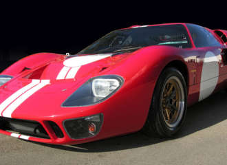 Limited Edition Gt40 Mkii