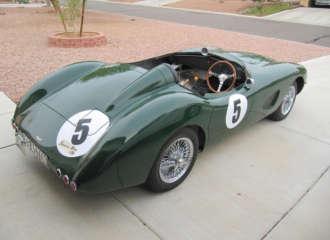 Mev Miata Based Aston Martin Replica 1