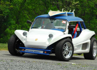 Meyers Manxter Dune Buggy Project 1