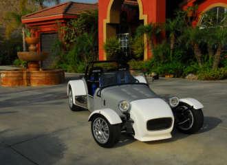 Miata Based Lotus 7 Style Replica 1