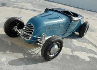 Nie Kamp 1929 Ford Roadster 1