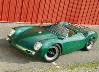 Porsche 550 Acme Spyder 1