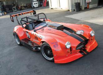 Python Roadster A5