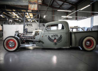 Ragemotorsport 1934 Ford Street Rod 11