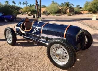 Reklus Indy Car 12