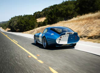 Renovo All Electric Shelby Coupe 1