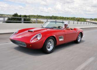 Renucci Ferrari Cal Spyder 6