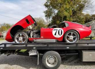 Salvage Superformance 7