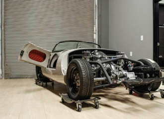Seduction Motorsports Transaxle 550 Spyder 1