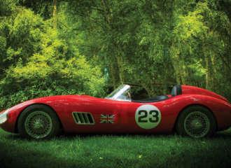 Simpson Design 1956 Morgan One Off Racer 4