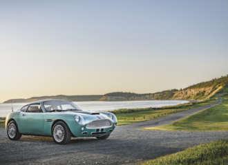 Simpson Design Miata Based Aston Martin Db4 Gt 1