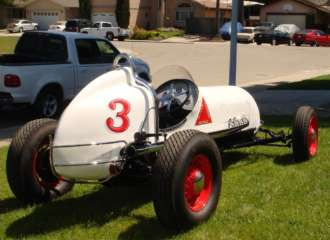 Sprint Car Tribute 1