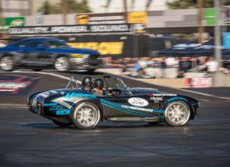Superformance Cobra Drifting 3