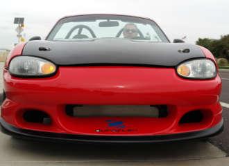 Torque Trends Tesla Powered Mazda Miata 1