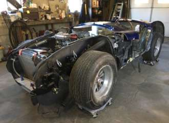 Totaled Superformance 9