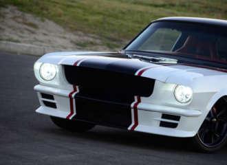Vendetta 1965 Mustang Fastback 1
