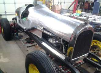 Willys Whippet 5
