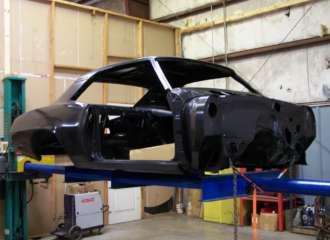 Race Body Camaro