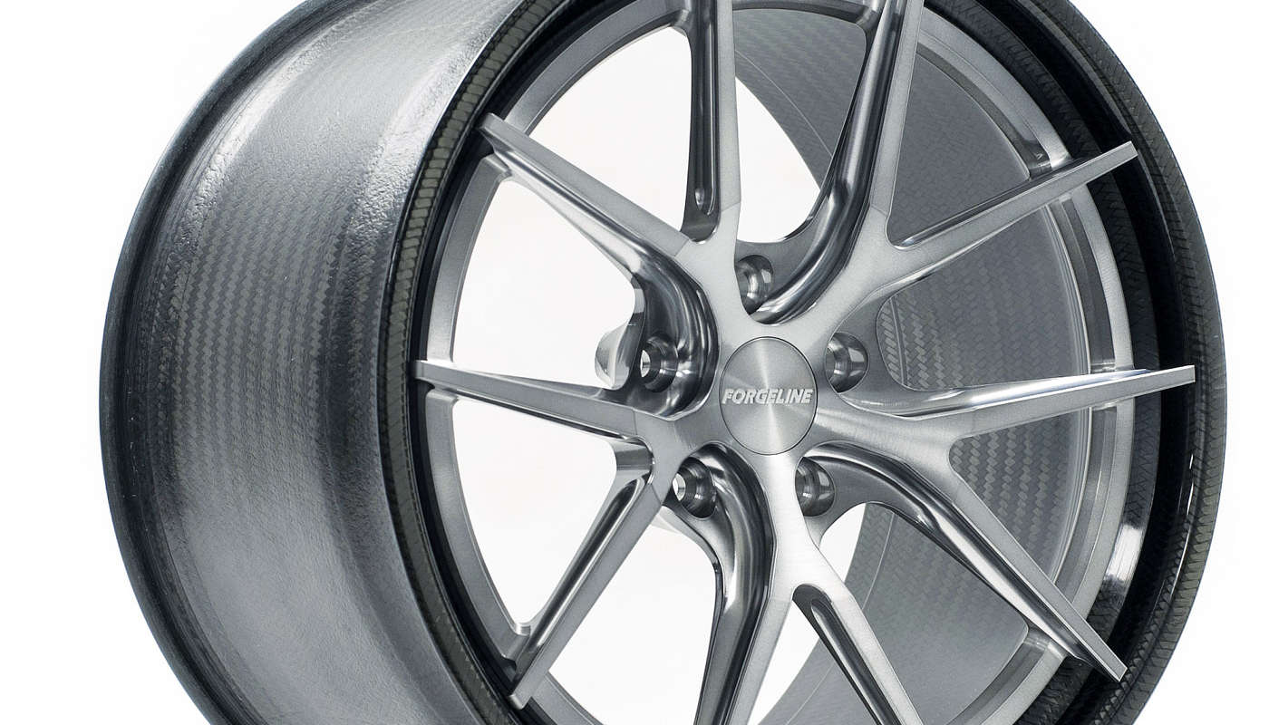 Carbon Forged Wheels
