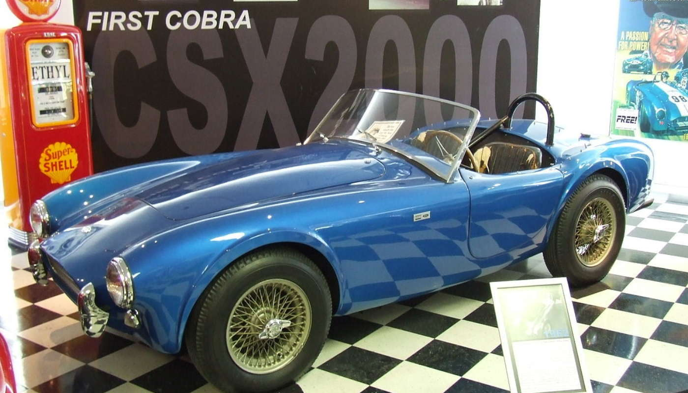 The Most Expensive Shelby Cobras Ever Sold | ReinCarNation