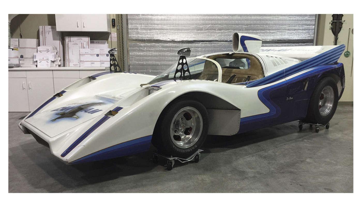 Barn find Manta Mirage kit car for sale | ReinCarNation Magazine