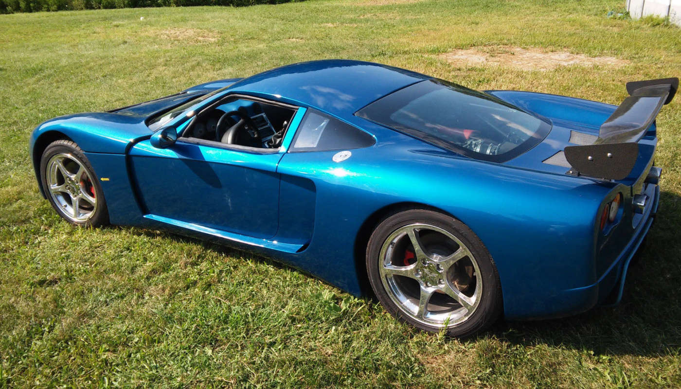 GTM: The Mid-Engine C5 | ReinCarNation Magazine