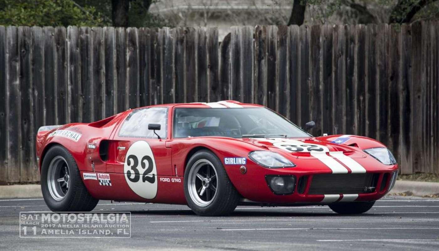 RCR GT40 | ReinCarNation Magazine