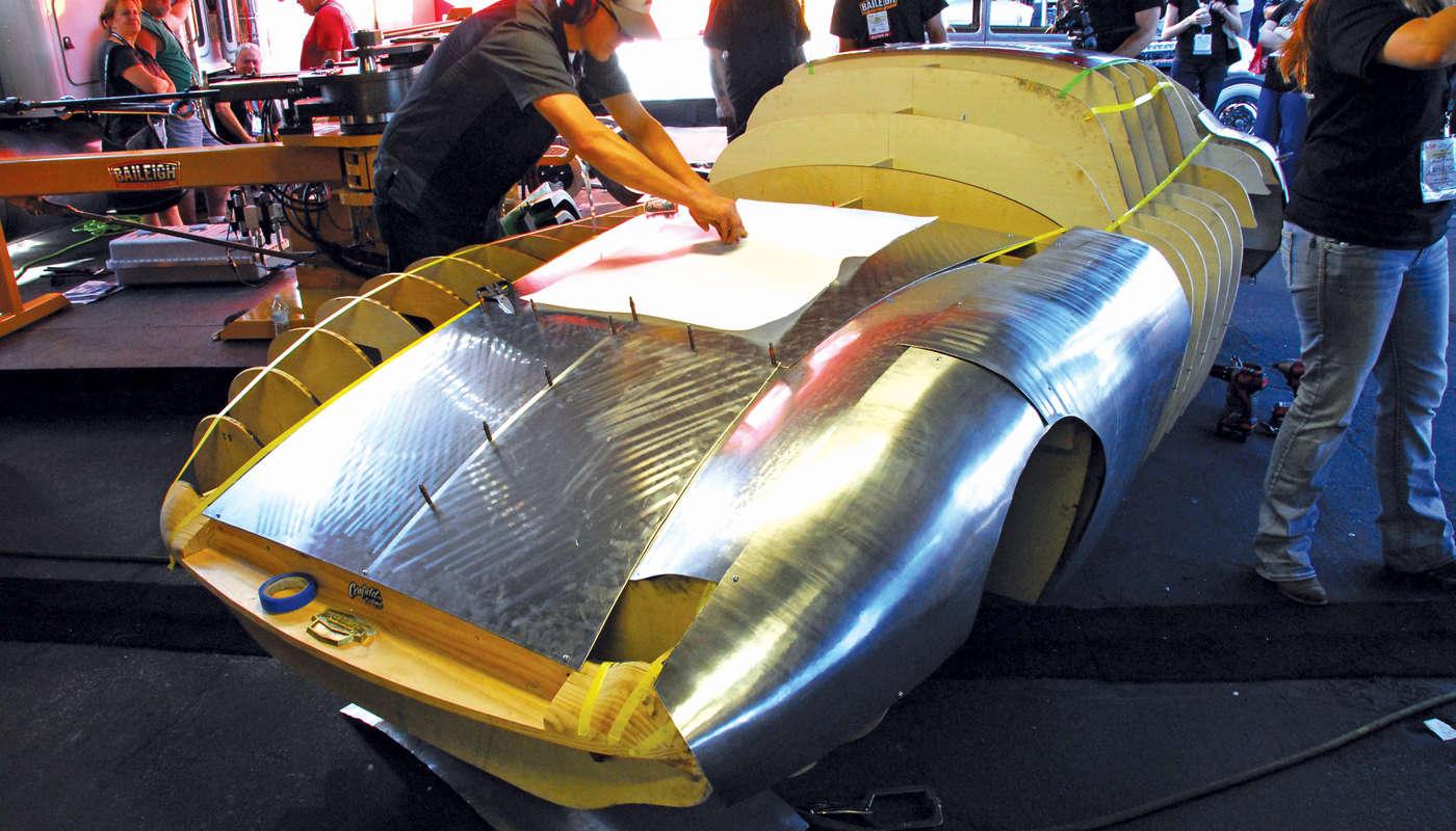Skinning A Cobra A4