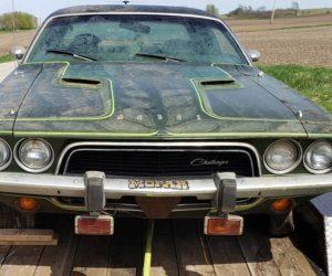 '73 Challenger Rallye 1