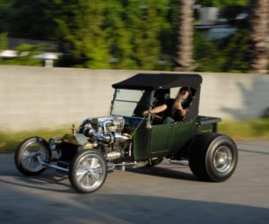1923 Twin Turbo T Bucket Hot Rod 3