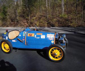 1927 Bugatti Type 35 Replica 3