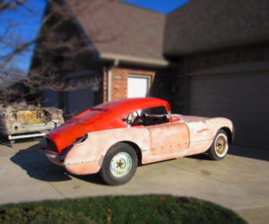1954 Corvette Corvair Build 1