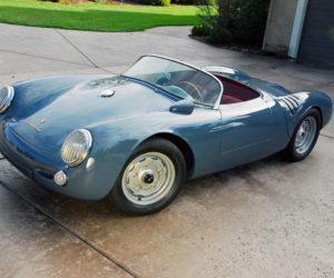 1955 Porsche 550 Spyder Build 1
