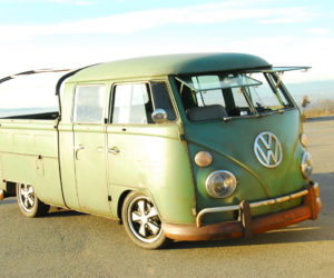 1965 Vw Microbus Pickup 1