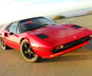 1978 Ev West Ferrari 308 1