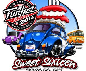2014 Vw Funfest Logo